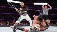 Amore interrupt Ariya-Daivari and Neville match
