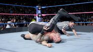 Orton pinned English once again