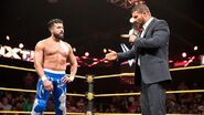 Bobby Roode confront Andrade Almas