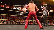 Finn against Nakamura
