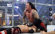 Undertaker beat Edge