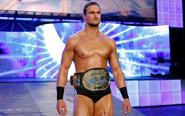 Drew McIntyre as IC Champ