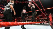 Strowman regains the upper hand