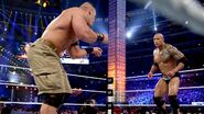 Cena against Rock part II