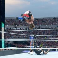 Styles jumps on Shane