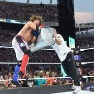 Styles is stopped in brutal fashion