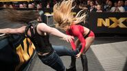 Conti interfere Nikki-Cross