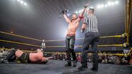 Nakamura as second two-times NXT Champion