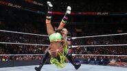 Natalya slam Naomi