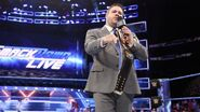 Kevin Owen moved to SmackDown