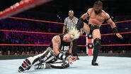 Neville kicked to Enzo-Amore
