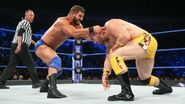 Roode grabs onto Rawley