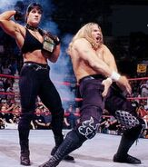 Triple H With Chyna