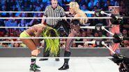 Natalya kicked Naomi