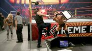 Ambrose hits Miz before