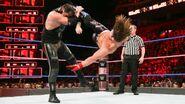 Styles kick at Baron-Corbin