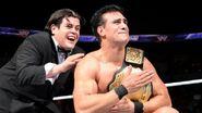 Del-Rio win the World Heavyweight Champion from Big-Show