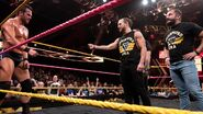 Cole Fish andO'Reilly interrupt Roderick-Strong