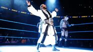 Bobby Roode makes a Glorious entrance at WWE Fastlane