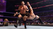 Austin Aries taken-down Noam Dar