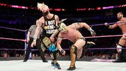 Kalisto punches Amore