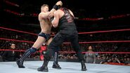 The Miz battles Roman Reigns