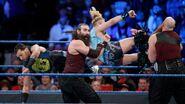 Breezango battles Harper and Rowan