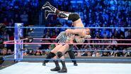 Orton suplex Sami