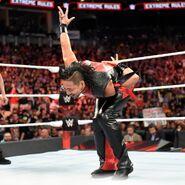 Nakamura extreme Rules