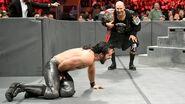 Rollins Cesaro