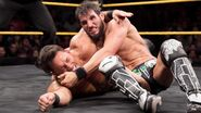 Gargano putting Tino in submission