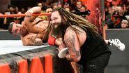 Bray-Wyatt attacking Jason-Jordan