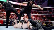 The Shield Attacks Sheamus