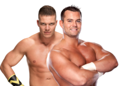 Tyson Kidd and DH Smith pro