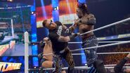 R-Truth punches Heath-Slater