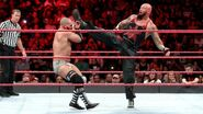 Gallows kick Dawson