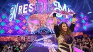 Nia Jax winning the Women's Champion on The Grandest Stage of Them All