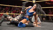 Billie defeated Aliyah
