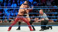 Rusev uses all of the mental tricks he has in his arsenal against Nakamura