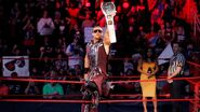The Miz has to put his title on the line