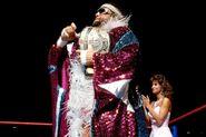 Savage at WrestleMania 3