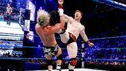 Sheamus brogue kick Dolph