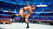 Roode hits the Glorious DDT on Orton