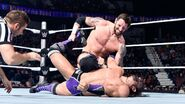 Barrett breakin Adrian-Neville at the King of the Ring 2015