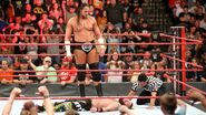 Big-Cass defeated Enzo-Amore