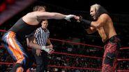 Woken Matt Hardy battles again Curt Hawkins