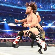 Bryan shows the WWE Universe that he hasn't lost a step
