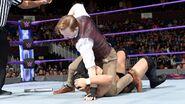 Gallagher continuingly beaten Itami