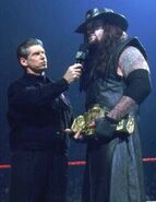 Undertaker with Vince