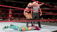 Bliss surfin on Sasha-Banks